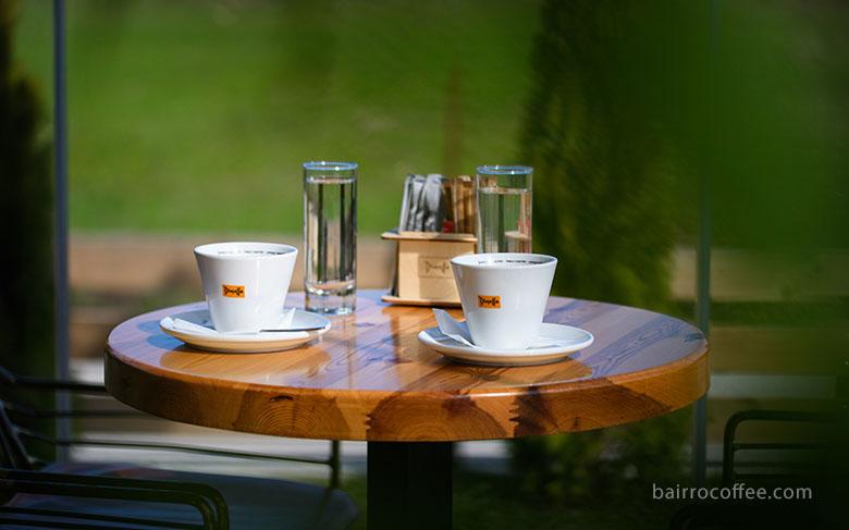 Cafe in Corfu | Bairro Coffee & Friends Corfu